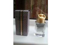 "mens genuine ""Gucci made to measure"" 50ml (boxed not wrapped)"