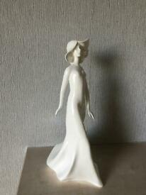 "Rare Royal Doulton ""Wistful"" figurine."
