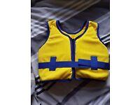 Swimming jacket