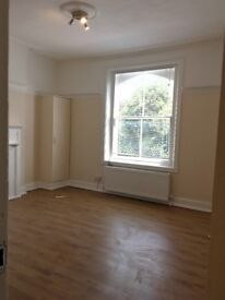 Beautiful bright, large one bedroom flat to let