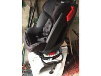 Migo baby car seat and isofix swivel base