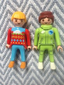 Playmobil figures toy