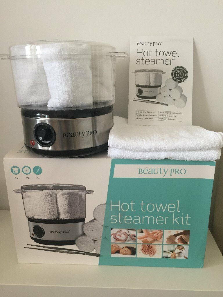 Hot Towel Steamer Beauty Pro