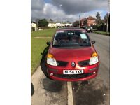 Renault modus expression 1.4 16v 5dr pan roof m.o.t full service history