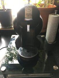 Nescafe Coffee Machine with pods and cady