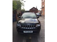 Jeep compass 2011 full years mot Very low miles
