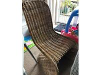 Wicker S chairs