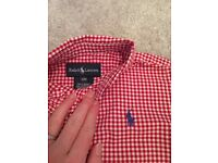 As new Ralph Lauren and Hugo Boss shirts and jackets from 3 month to 3 year