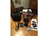 Canon EOS 700D Digital SLR Camera with 18-55mm IS STM Lens