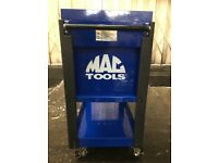 MAC TOOL BOX SERVICE TROLLEY VERY GOOD CONDITION AVAILABLE INCLUDED TOOLS