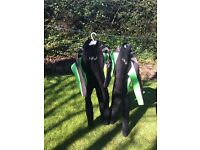 Children's high durability Tiki wet suits ages 8-11 or up to height 1.4m