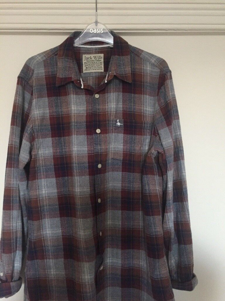 JACK WILLS Casual Fit Shirt