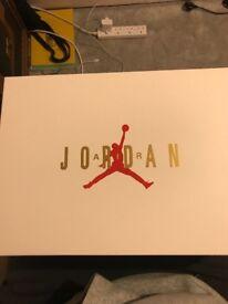 Air Jordan 8 Retro OVO White Uk size 8