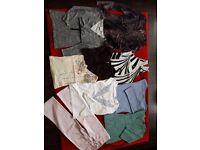 bundle of women's clothes size 8 £10
