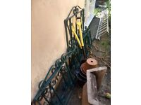 Cast Iron Railings and Gate