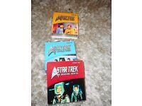 star trek the original three seasons dvd boxed sets