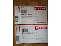 Dick Whittington Pantomime Tickets for Manchester 13/12/17 1pm x2