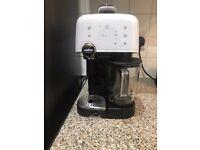 Lavazza A Modo Mio Fantasia Plus - Cappuccino, Latte Coffee Machine, Ice White (RRP £170)