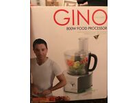 Gino Dacampo food processor