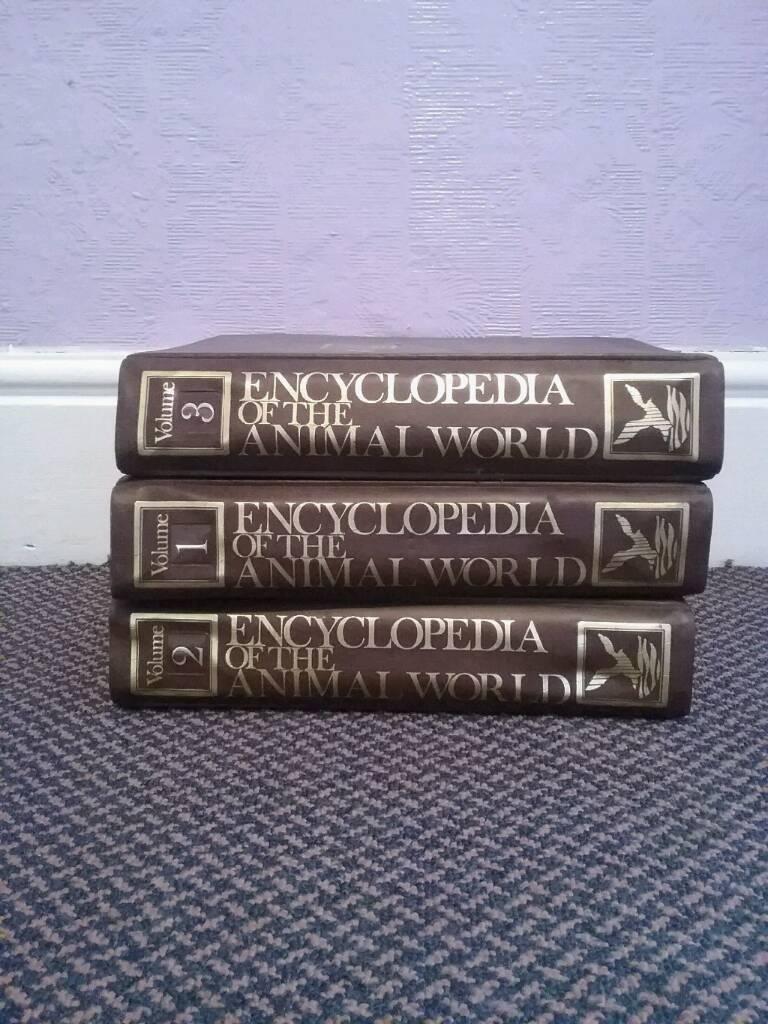 Encyclopedia of the animal world