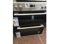 Logik Built in Under Double Electric Oven New and Unused