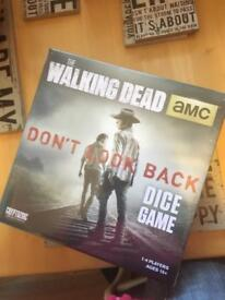 Walking Dead Dice Game.