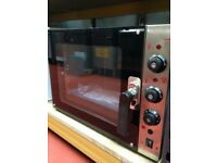 ELECTRIC CONVECTION OVEN + STEAM FUNCTION 4 TRAYS / FAST FOOD / TAKE AWAY