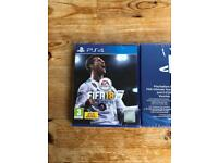 FIFA 18 PS4 Game - New and Unopened