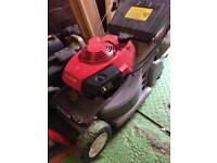 Honda HRB423 roller push mower