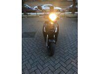 Honda 125 all good ride away