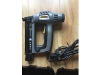 Electric Stanley Nail Gun