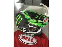 Bell Monster Energy bike helmet