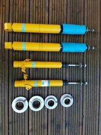 Civic crx bilstein shocks shocks suspension