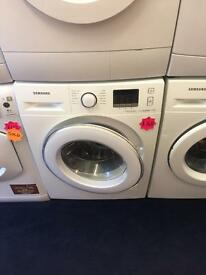 ***Samsung Eco Bubble 7kg 1400spin washing machine***Free Delivery**Fitting**Removal