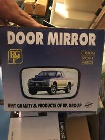 Mitsubishi L200 Door Mirror brand new