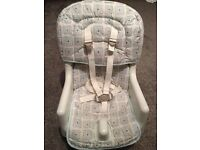 First Years Swivel High Chair (miswivel feeding chair)