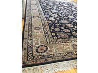 Very large wool rug