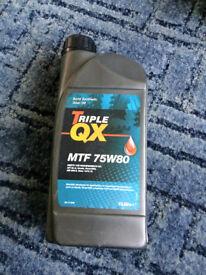OIL TRIPLE QX