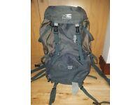 Karrimor Wildcat 60-65 litre Rucksack/Hiking/Walking/Travelling