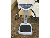 Vibration exercise plate (can deliver)