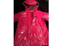 Barbie girls raincoat
