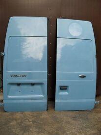 FORD TRANSIT MK 6 REAR DOORS