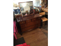Dresser made by Stag in excellent condition Size L 42 in D 18 in H 28 in Free Local Delivery.