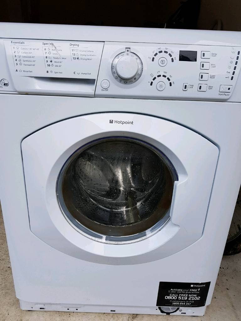Hotpoint Washer Dryer Combo Hotpoint Washer Dryer In Stirling Gumtree