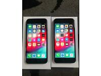 Quick Sale two Apple IPhone 6 both working