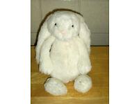 Jellycat - Cream Bashful Bunny