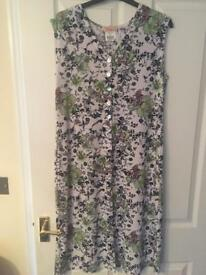 Kim&co new without tags size Large
