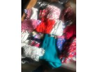 Bundle of girls clothes various ages 2-4 4-5 6-7 years