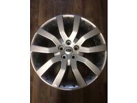Range Rover wheels 20 inch .