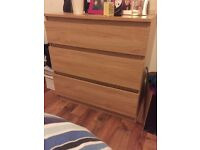 Chest of 3 drawers IKEA